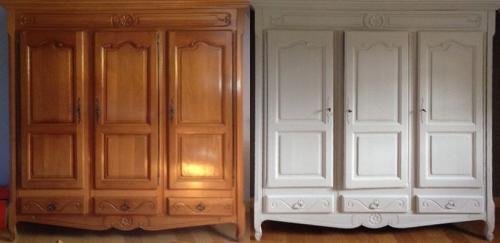 Armoires 3 portes