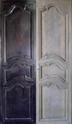 Portes armoire